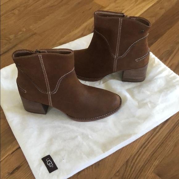 UGG Shoes   Ugg Annie Booties 75   Poshmark